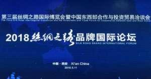 恒洁在2018丝绸之路品牌国际论坛为中国品牌发声兴宁
